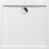 Villeroy & Boch Subway - Square shower tray 1000 x 1000 x 35 1000 x 1000 x 35 star white