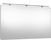 Villeroy & Boch More To See - Spiegel 1300 x 750 mm mit LED silber eloxiert / verspiegelt