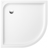 Villeroy & Boch O.novo - Viertelkreis-Duschwanne Plus 900 x 900 x 60 mm weiß alpin