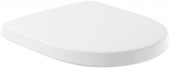 Villeroy & Boch O.novo - WC-Sitz mit Scharnieren aus Edelstahl weiß alpin