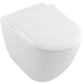 Villeroy & Boch Subway 2.0 - TS-WC spülrandl x 560mm DF bodenst white