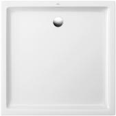 Villeroy & Boch O.novo - Duschwanne Plus 800 x 800 x 60 mm weiß alpin