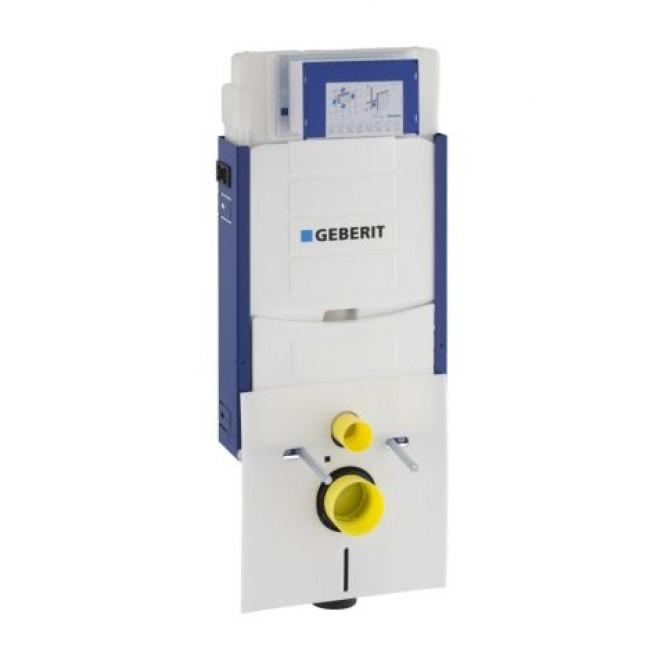Geberit Kombifix - Element für Wand-WC mit Sigma Unterputz-Spülkasten 120 mm