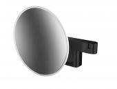 Emco Universal - LED-Rasier- und Kosmetikspiegel 2-armig 3-fach rund 209 mm