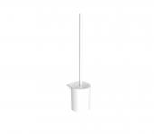 Emco Flow - Bürstengarnitur Glasteil satiniert Kunststoff
