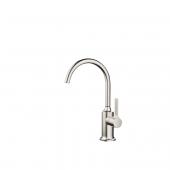 Dornbracht Vaia - Et-grebs håndvaskarmatur L-Size uden bundventil platinum matt