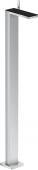 Axor MyEdition - Waschtischmischer zur Bodenmontage schwarz/chrom