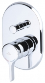 Ideal Standard Melange - Badearmatur UP Bausatz 2