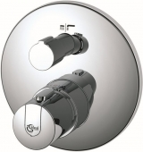 Ideal Standard CeraTherm 100 Neu - Concealed thermostatic bathtub mixer med omdiriger chrom