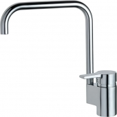 Ideal Standard Active - Single lever kitchen mixer with swivel spout chrom