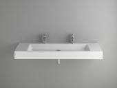 Bette BetteAqua - Wall washbasin 14047 512.5 cm white - 1400 x 475