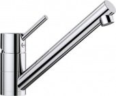 Blanco Antas - Küchenarmatur metallische Oberfläche Hochdruck chrom