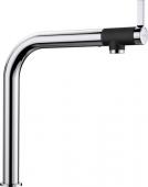 Blanco Vonda - Küchenarmatur metallische Oberfläche Hochdruck chrom