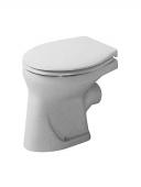 Duravit Duraplus - Kinder-Stand-Flachspül-WC Bambi 390 mm