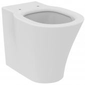 Ideal Standard Connect Air - Stand-Tiefspül-WC AquaBlade Abgang waagrecht 360 x 545 x 400 mm weiß