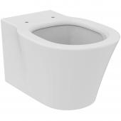 Ideal Standard Connect - Wand-Tiefspül-WC AquaBlade 365 x 540 x 340 mm weiß mit Ideal Plus