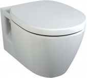 Ideal Standard Connect - Wall Hung Washout WC with flushing rim hvid without IdealPlus
