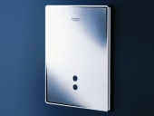GROHE Tectron Skate - Infra-Red electronic flush plate for Urinal chrom