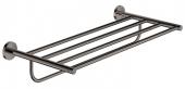 Grohe Essentials - Multi-Badetuchhalter 604 mm hard graphite