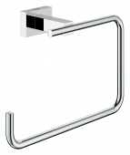 Grohe Essentials Cube - Handtuchring