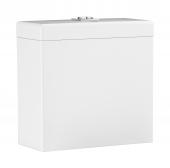 Grohe Cube - Aufputz-Spülkasten Anschluss von unten weiß