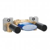 Grohe Grohtherm SmartControl - Unterputz-Einbaukörper für Thermostatbatterie Masszeichnung
