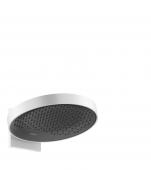 Hansgrohe Rainfinity - Kopfbrause 360 1jet Wandmontage weiß matt