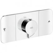 Hansgrohe Axor One - Thermostatmodul Unterputz für 2 Verbraucher
