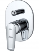 Ideal Standard Ceramix - Badearmatur UP Bausatz 2