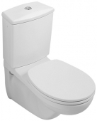 Villeroy & Boch O.novo - WC-Tiefspülklosett für Kombination 355 x 680 mm EN 997