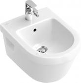 Villeroy & Boch Architectura - Wand-Bidet 530 x 365 mm weiß mit CeramicPlus