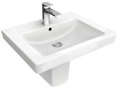 Villeroy & Boch Subway 2.0 - Håndvask 650x470 pergamon med CeramicPlus