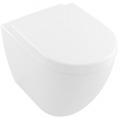 Villeroy & Boch Subway 2.0 - Tiefspül-WC 560 x 370 mm bodenstehend mit DirectFlush weiß