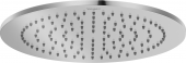 Duravit Universal - Kopfbrause D240 schwarz matt
