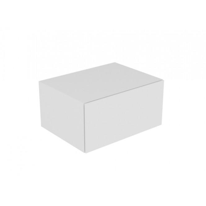 Keuco Edition 11 - Sideboard Beleuchtung 1 Frontauszug cashmere / Glas cashmere satiniert