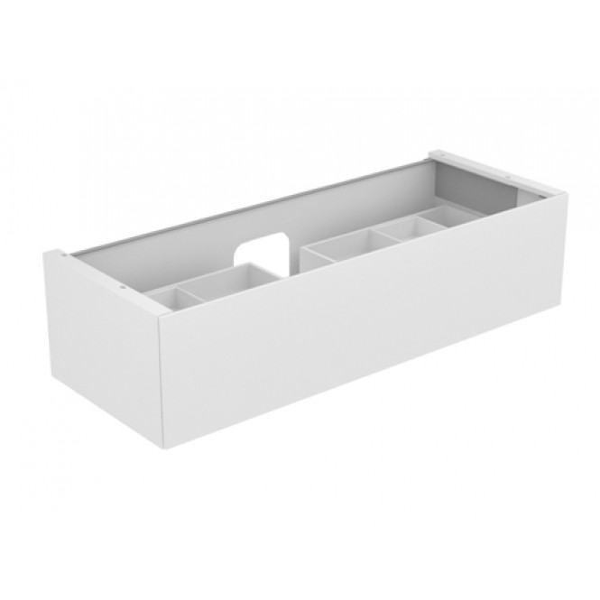 Keuco Edition 11 - Vanity unit 1400 with LED interior lighting white