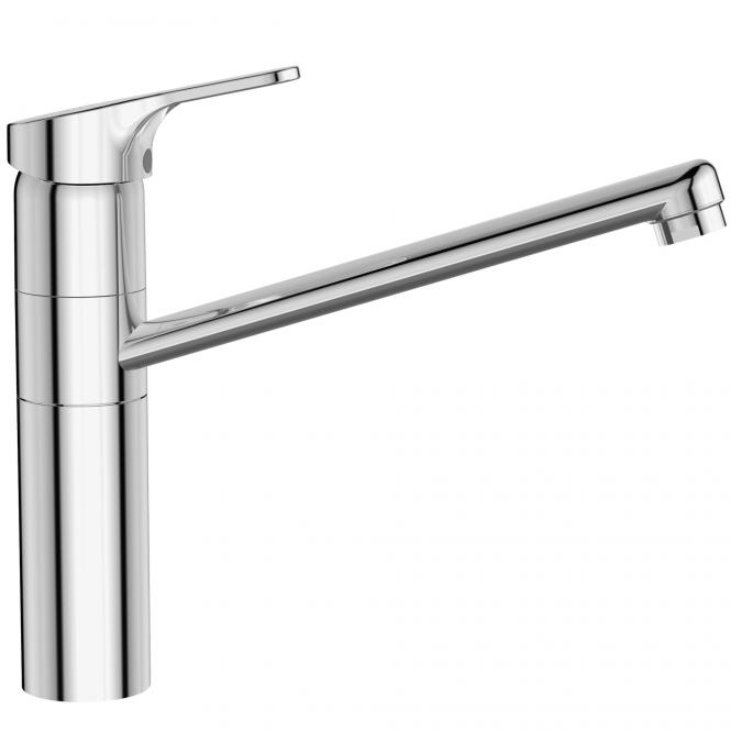 Ideal Standard Cerafit - Küchenarmatur Ausladung 221 mm chrom