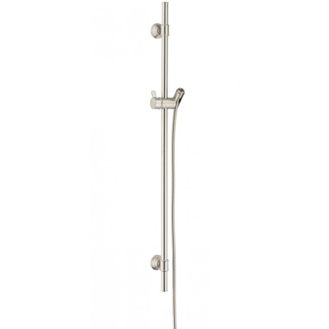 Hansgrohe Axor Montreux - Brausenset brushed nickel DN15