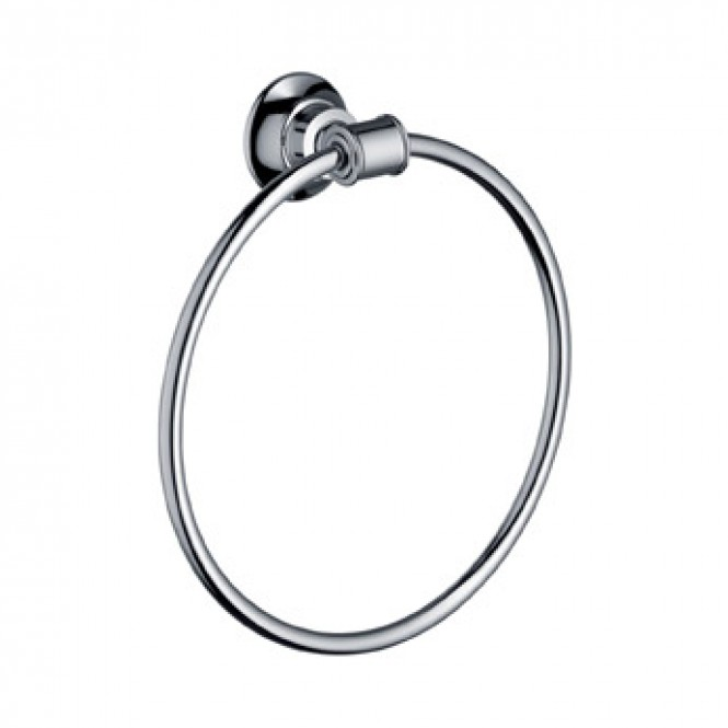 AXOR Montreux - Towel ring polished nickel