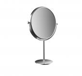 Emco Universal - Rasier- und Kosmetikspiegel Standmodell rund 3-fach/1-fach