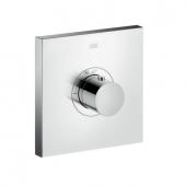 Hansgrohe Axor ShowerSelect - Thermostat UP Fertigset quadratisch chrom