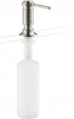 Axor Montreux - Spülmittelspender edelstahl-optik