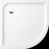 Villeroy & Boch O.novo - Viertelkreis-Duschwanne Plus 1000 x 1000 x 60 mm weiß alpin
