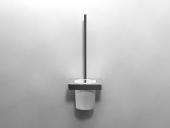 Dornbracht Lulu - Toilet brush set krom
