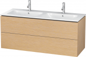 Duravit L-Cube LC625801212