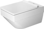 Duravit Vero Air - Wand-WC 570 x 370 mm rimless weiß
