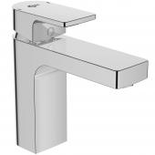 Ideal Standard Edge - Waschtischarmatur 5 l/min ohne Ablaufgarnitur Ausladung 125 mm chrom