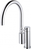 Ideal Standard Mara - Single lever kitchen mixer with swivel spout krom
