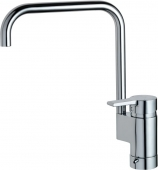 Ideal Standard Active - Single lever kitchen mixer with swivel spout krom