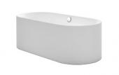 Bette Bettelux - Badewanne Oval Silhouette 1700 x 750 mm freistehend weiß